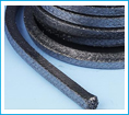 Flexible Expanded Pure  Graphite Gland Packing