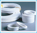 Pure PTFE Teflon� Packing Made from PTFE Yarn